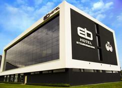 Eb Hotel By Eurobuilding Airport Quito - Quito - Rakennus