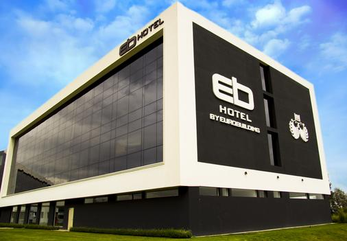 Eb Hotel By Eurobuilding Airport Quito - Кито - Здание