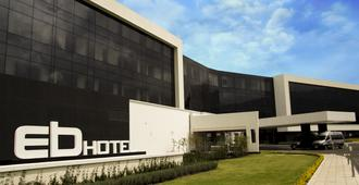 Eb Hotel By Eurobuilding Airport Quito - กีโต