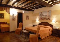 Hotel Dogana Vecchia - Torino - Makuuhuone