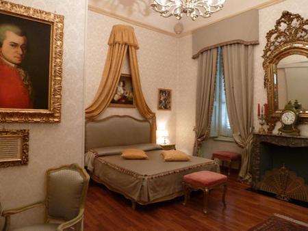 Hotel Dogana Vecchia - Turin - Phòng ngủ