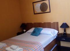 Hotel Antiguo - San Salvador - Schlafzimmer