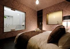 六本木S飯店 - 東京 - 臥室