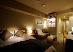 Roppongi Hotel S - Tokyo - Bedroom