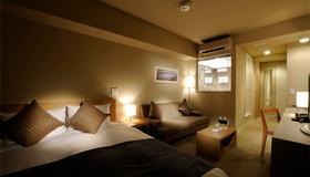 Roppongi Hotel S - Τόκιο - Κρεβατοκάμαρα