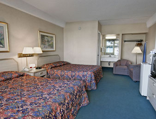 Travelodge by Wyndham San Francisco Airport North - South San Francisco - Makuuhuone