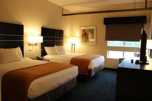 Warehouse Hotel - Manheim - Schlafzimmer