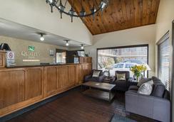 Quality Inn Eureka - Redwoods Area - Eureka - Hành lang