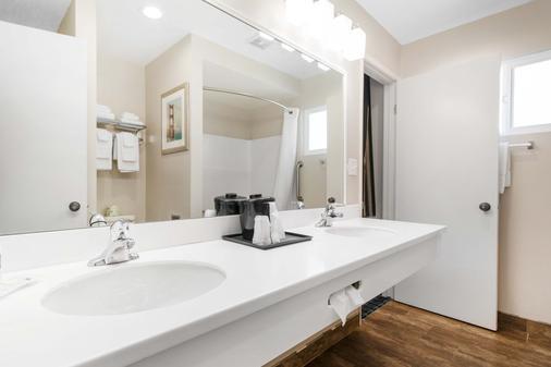 Quality Inn Eureka - Redwoods Area - Eureka - Phòng tắm