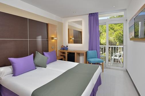 Hotel Isla de Cabrera - Colònia de Sant Jordi - Makuuhuone