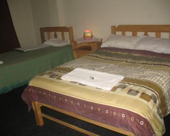 Guest House Huaraz - Huaraz - Bedroom