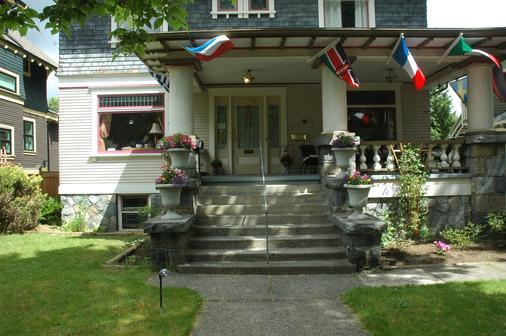Windsor Guest House - Βανκούβερ - Κτίριο
