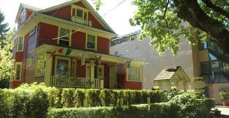 Douglas Guest House - Ванкувер - Здание