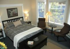 Douglas Guest House - Vancouver - Bedroom