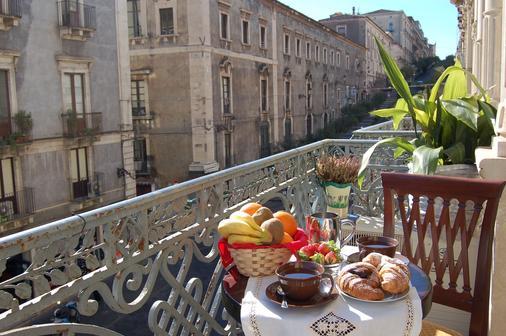 San Demetrio - Catania - Parveke