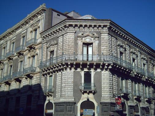 San Demetrio - Catania - Rakennus