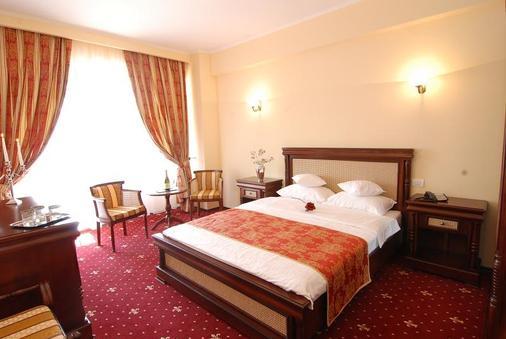 Richmond Hotel - Mamaia - Schlafzimmer