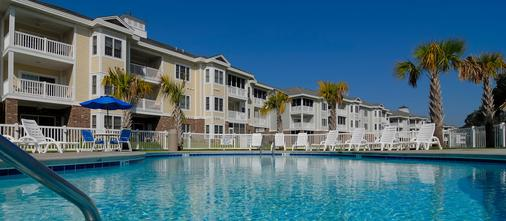Myrtlewood Villas - Myrtle Beach - Building