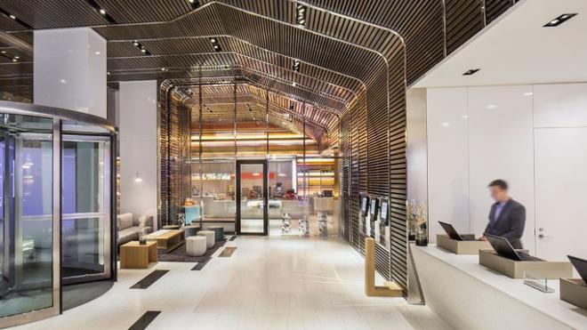 Hyatt Centric Times Square New York - Nueva York - Lobby