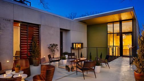 Heywood Hotel - Austin - Patio