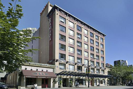 Ramada by Wyndham Vancouver Downtown - Vancouver - Bâtiment