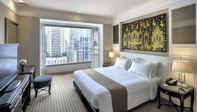 โรงแรมแกรนด์เซ็นเตอร์พอยต์ ราชดำริ - กรุงเทพมหานคร - ห้องนอน