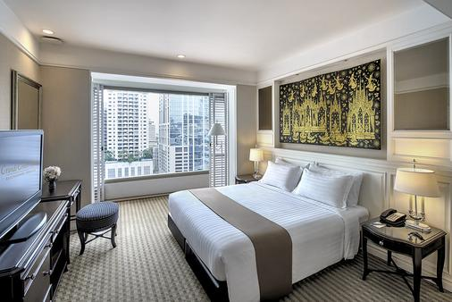 中心點大飯店Ratchadamri店 - 曼谷 - 臥室