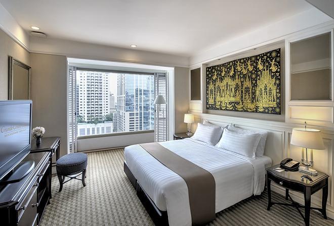 Grande Centre Point Hotel Ratchadamri - Bangkok - Phòng ngủ
