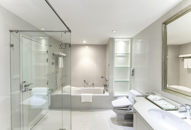 Grande Centre Point Hotel Ratchadamri - Bangkok - Phòng tắm