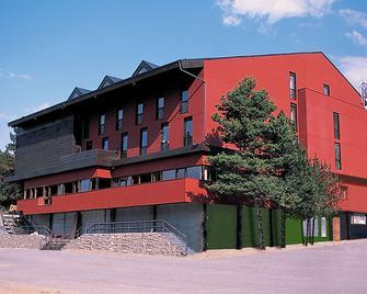 Alberg Abrigall Masella - Alp - Edificio