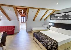 Sercotel Las Torres - Salamanca - Bedroom
