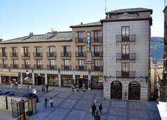 Hotel Sercotel Alfonso VI - Toledo - Edifício