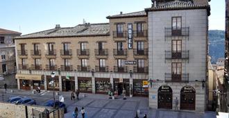 Hotel Sercotel Alfonso VI - Toledo - Edificio