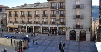 阿方索六世酒店 - 托利多 - 托萊多 - 建築