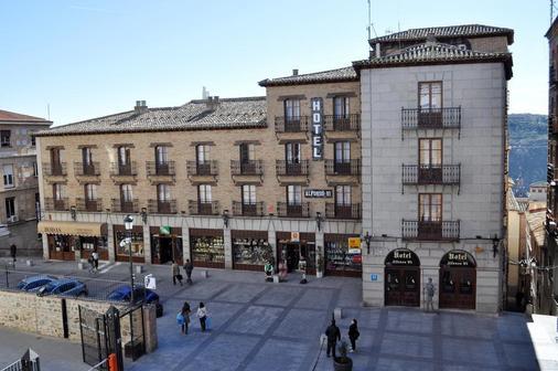 Hotel Sercotel Alfonso VI - Toledo - Toà nhà