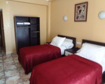 Hôtel Mistral - Oran - Bedroom