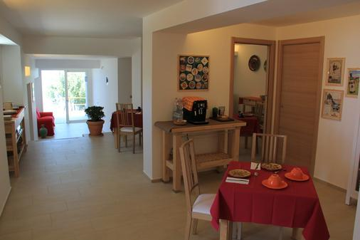 B&B Blu Infinito - Villa San Giovanni - Dining room