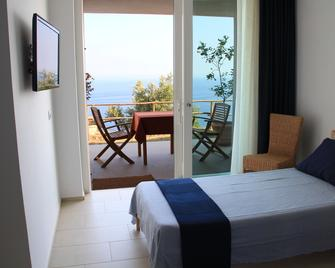 B&B Blu Infinito - Villa San Giovanni - Bedroom