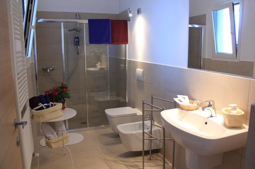 B&B Blu Infinito - Villa San Giovanni - Bathroom