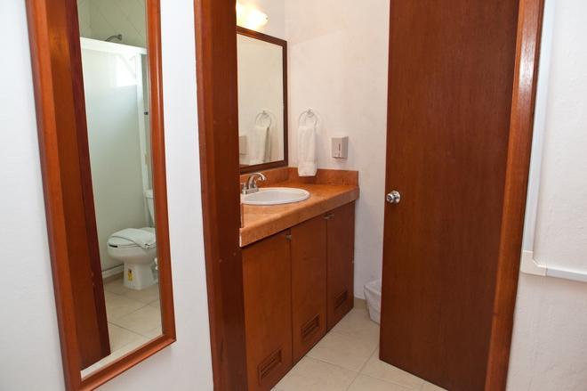 Hotel Xbulu-Ha - Isla Mujeres - Phòng tắm