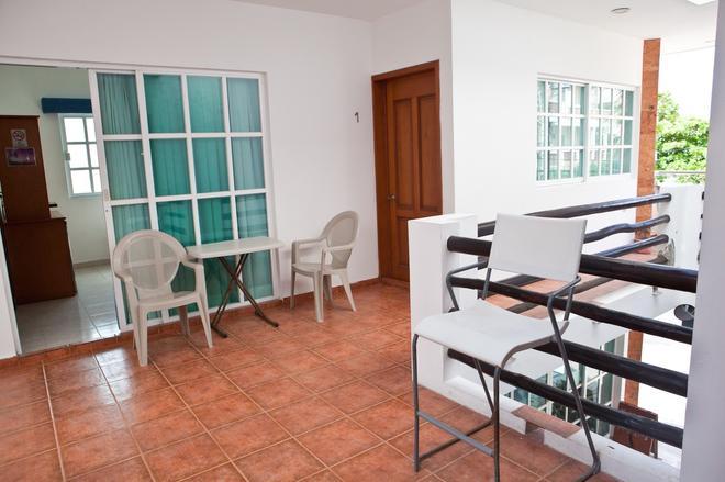 Hotel Xbulu-Ha - Isla Mujeres - Ban công