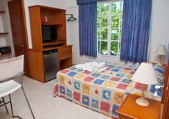Hotel Xbulu-Ha - Isla Mujeres - Phòng ngủ