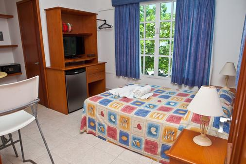 Hotel Xbulu-Ha - Isla Mujeres - Makuuhuone