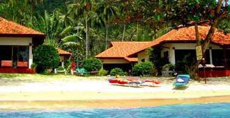 Seaview Paradise Beach & Mountain Villas - Koh Samui - Rakennus