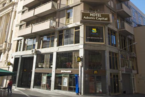 Hotel Adonis Capital - Santa Cruz de Tenerife - Rakennus