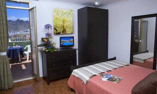 Hotel Adonis Capital - Santa Cruz de Tenerife - Makuuhuone