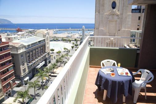 Hotel Adonis Capital - Santa Cruz de Tenerife - Parveke