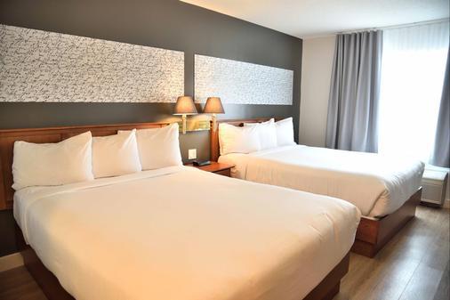 Hôtel L'empress - Rimouski - Bedroom