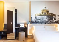 B&B Hotel Roma Fiumicino - Fiumicino - Camera da letto
