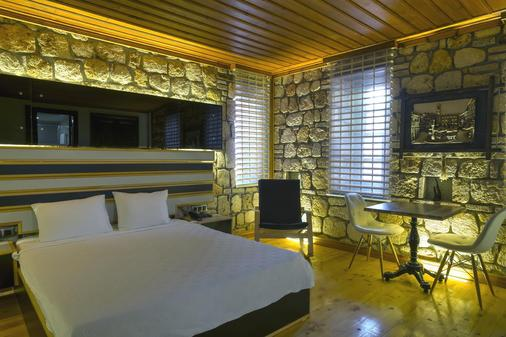 Kosa Butik Otel - Antalya - Bedroom